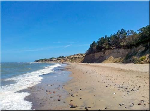 Steilküste, soweitas Auge reicht! Rügen von seiner schönsten Seite!
